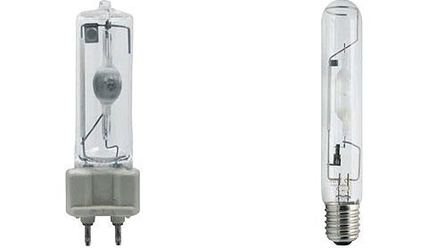 Металлогалогенные лампы для теплиц