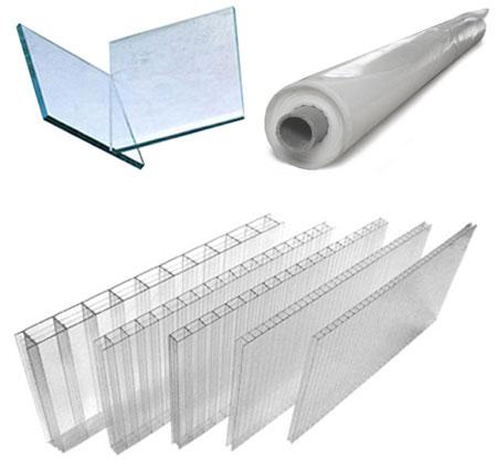 Выбираем материал для теплицы - стекло, пленка и   поликарбонат