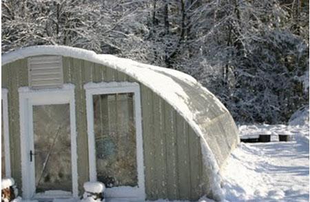 Преимущества арочной теплицы